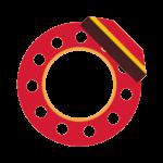 Bremsen und Sattel Icon
