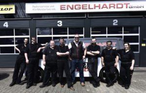 Teambild Reifen Engelhardt